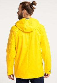 Schmuddelwedda - Waterproof jacket - gelb - 2