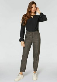 Conbipel - Pantaloni - grigio scuro melange - 1