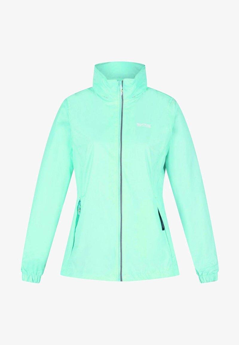 Regatta - Waterproof jacket - cool aqua