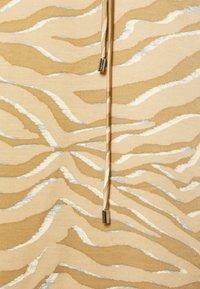 Mos Mosh - SHEA ZEBRA DRESS - Day dress - incense - 2