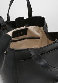 Filippa K - SHELBY MINI BUCKET  - Handbag - black - 4