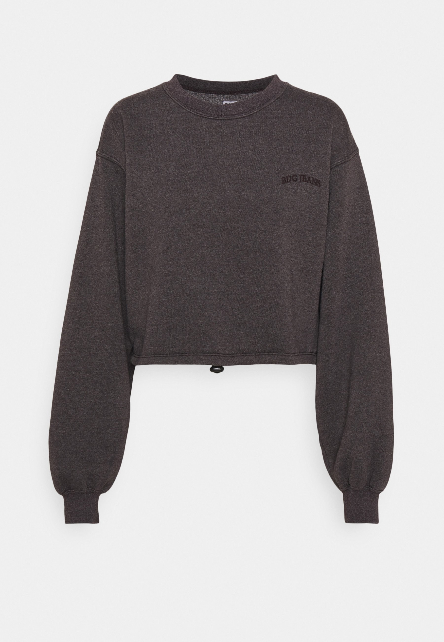 Women BUBBLE HEM - Sweatshirt