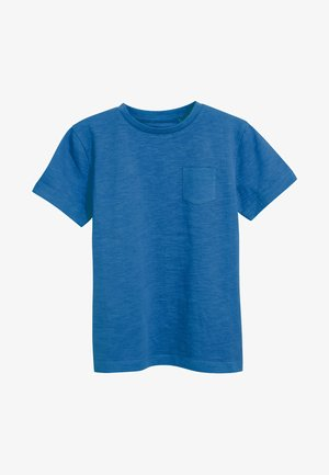 CREW NECK T-SHIRT (3-16YRS) - Basic T-shirt - blue