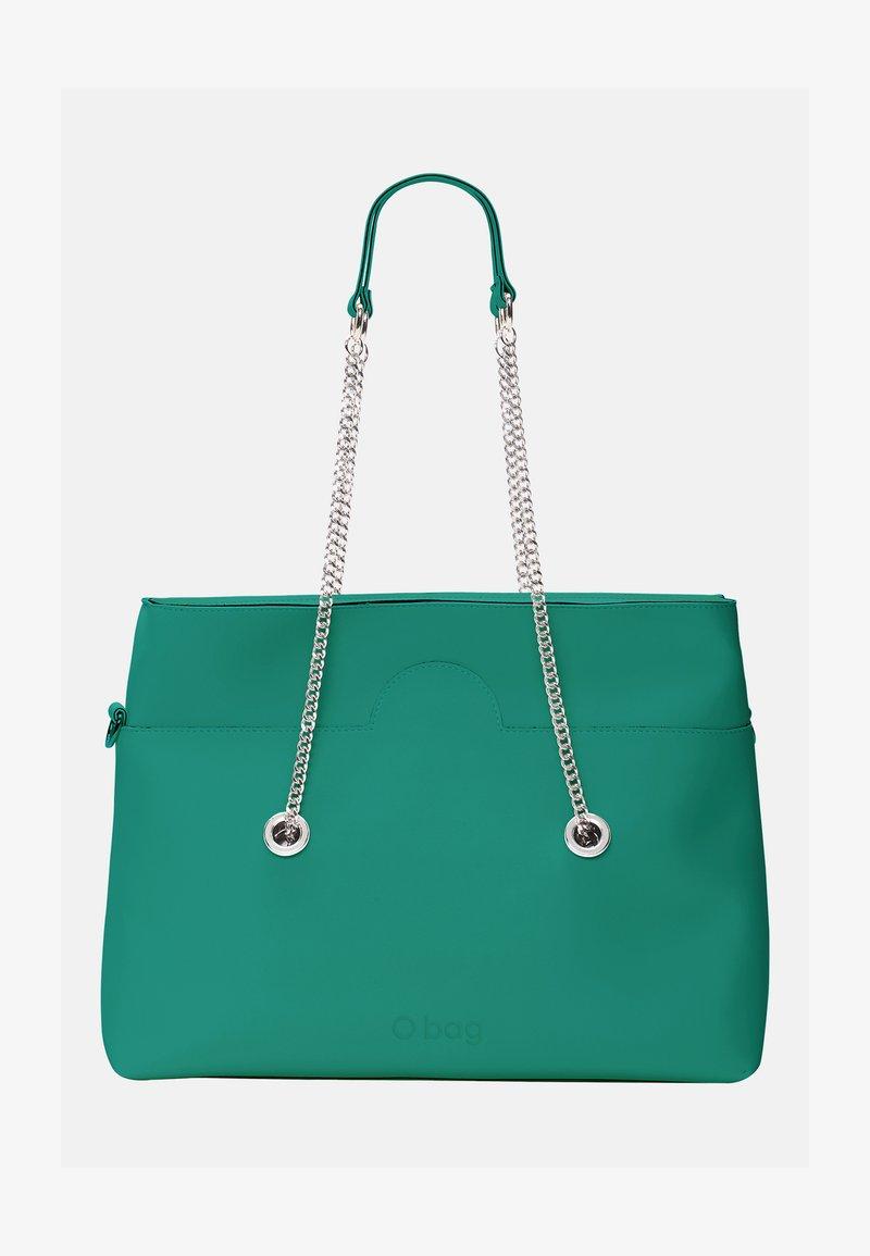 O Bag - Tote bag - blue grass