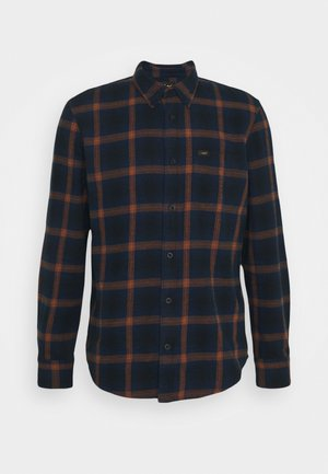 BUTTON DOWN - Shirt - navy