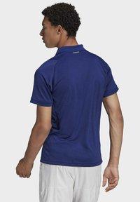 adidas Performance - TENNIS FREELIFT - Polo shirt - blue - 1