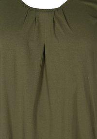 Zizzi - Day dress - ivy green - 3