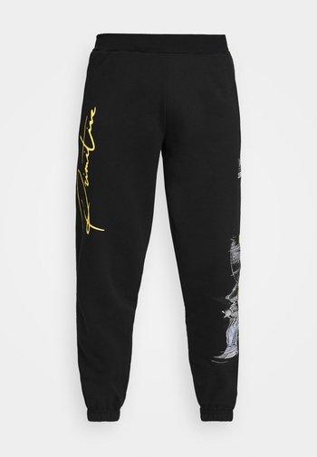 WOLVERINE - Pantaloni sportivi - black