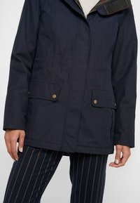 Barbour - DRYBURGH JACKET - Parka - navy/classic - 6