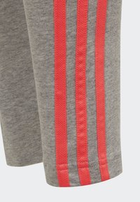 adidas Performance - ESSENTIALS 3-STRIPES LEGGINGS - Leggings - grey - 3