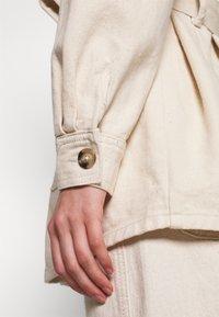 Lounge Nine - MILNALN JACKET - Summer jacket - birch melange - 6