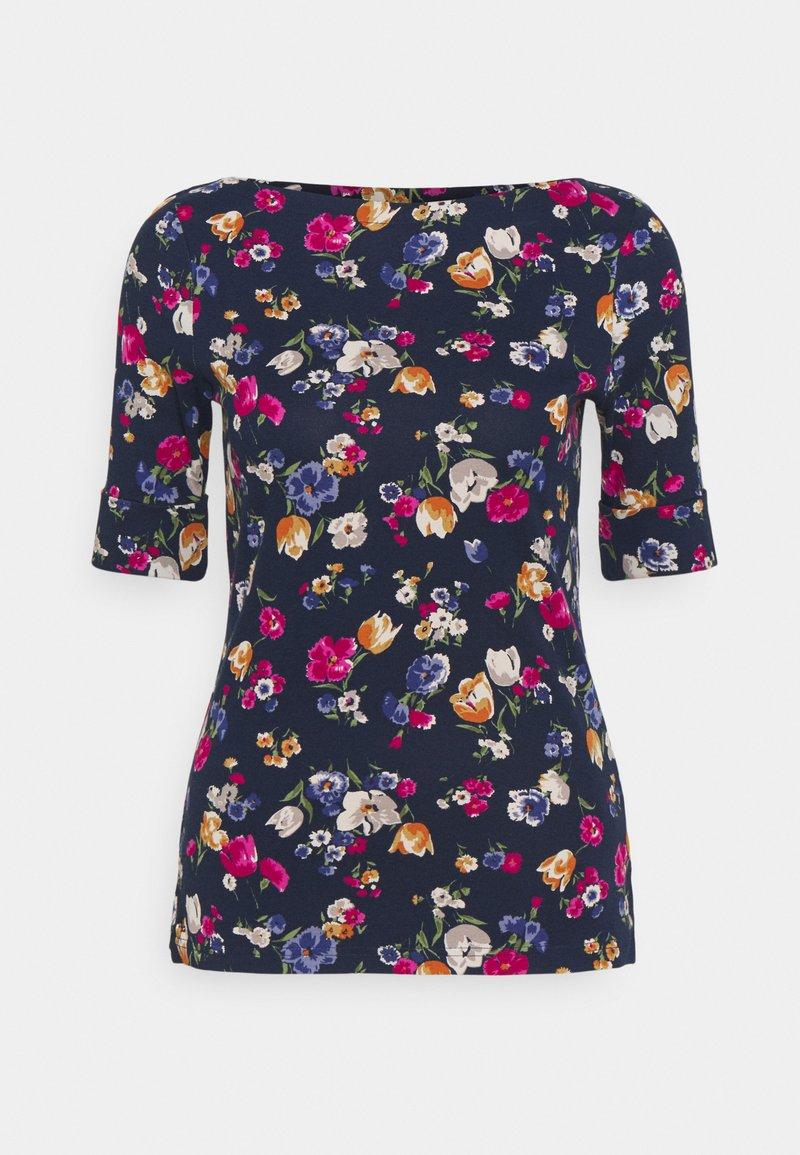 Lauren Ralph Lauren - Print T-shirt - french navy/multi
