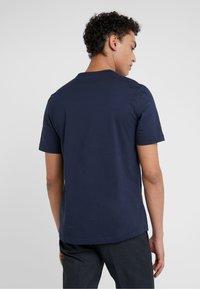 Tiger of Sweden - DIDELOT - T-shirt - bas - light ink - 2