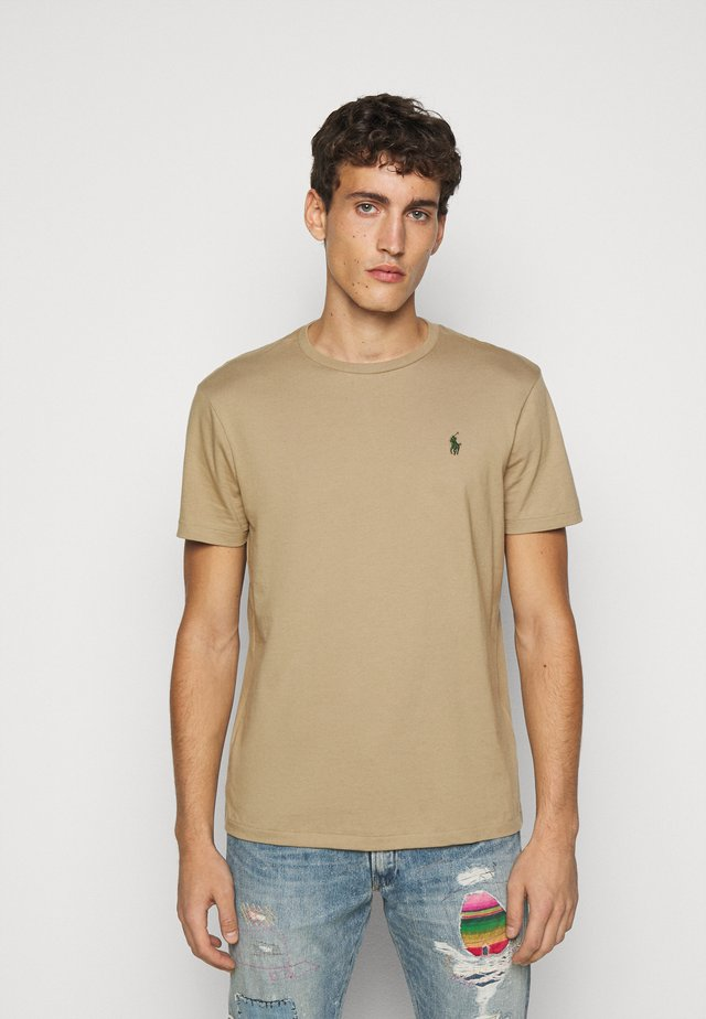 Basic T-shirt - boating khaki