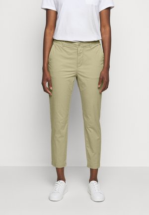 JACK - Chinos - green bark