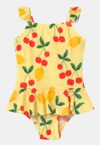 Mini Rodini - CHERRY LEMONADE  - Swimsuit - yellow - 0