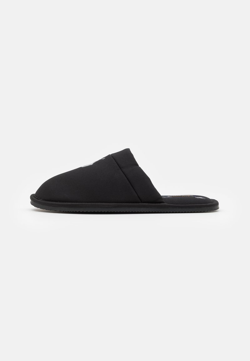 Polo Ralph Lauren - KLARENCE  - Pantoffels - black/grey
