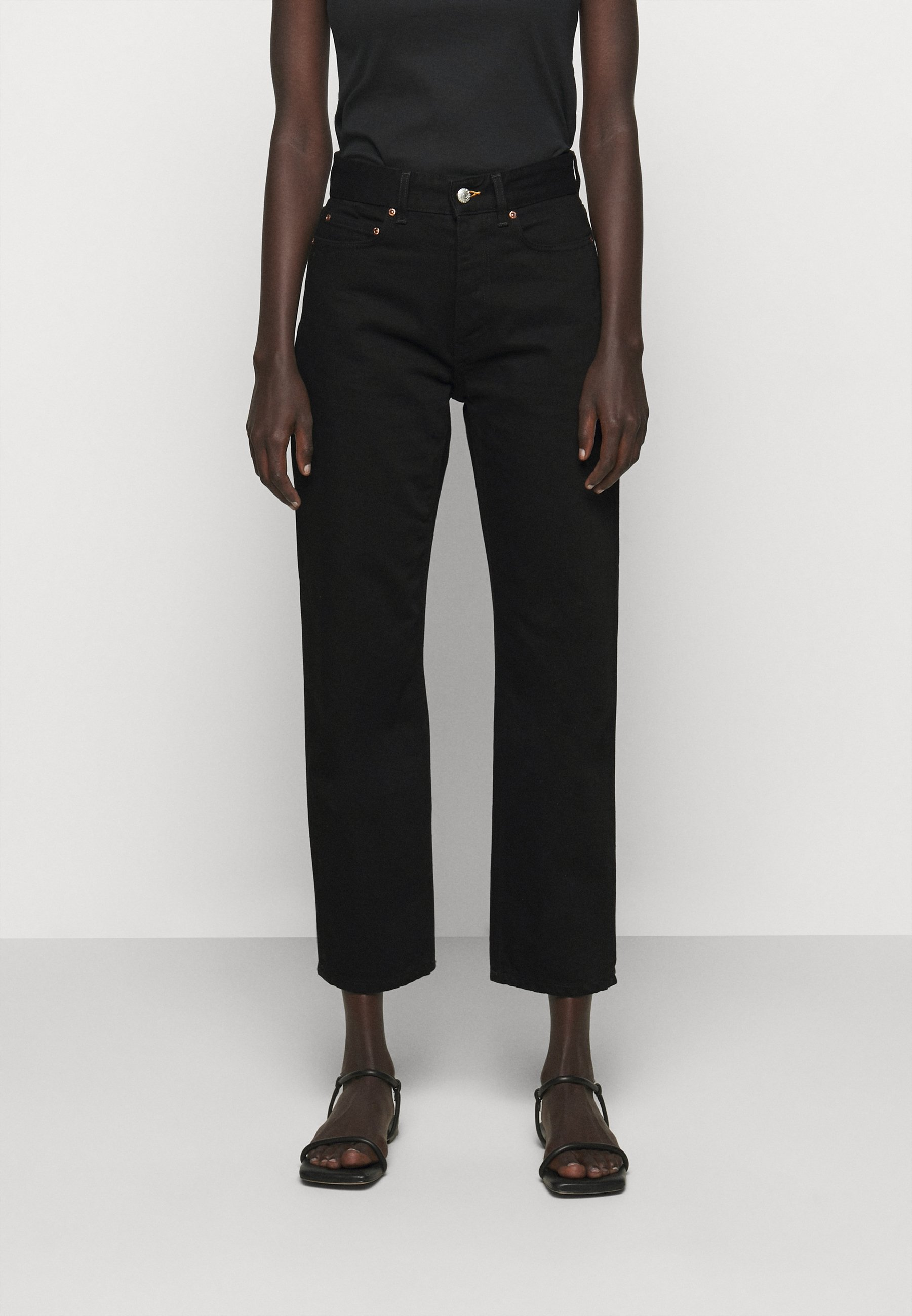 Women PEARL RINSE  - Straight leg jeans