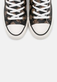 Guess - Sneakers alte - brown/ocra - 5