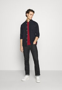 Jack & Jones PREMIUM - JJECLASSIC  - Shirt - navy blazer - 1