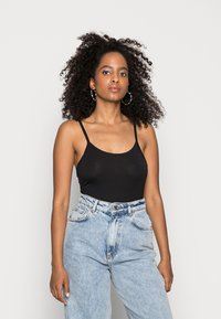 Missguided - CAMI BODYSUIT 3 PACK - Top - pink/black/white - 4