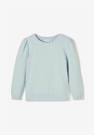 Sweater - celestial blue