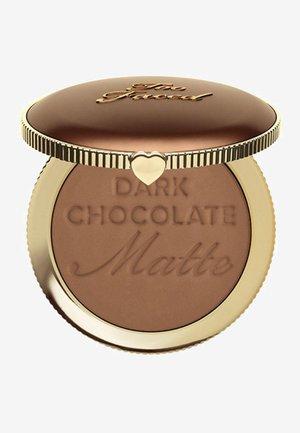 SOLEIL BRONZER - Bronzer - dark chocolate