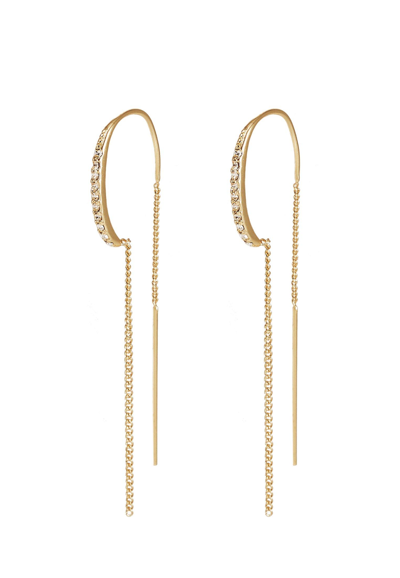 Pilgrim Earrings Fire - Ohrringe Gold-coloured/gold
