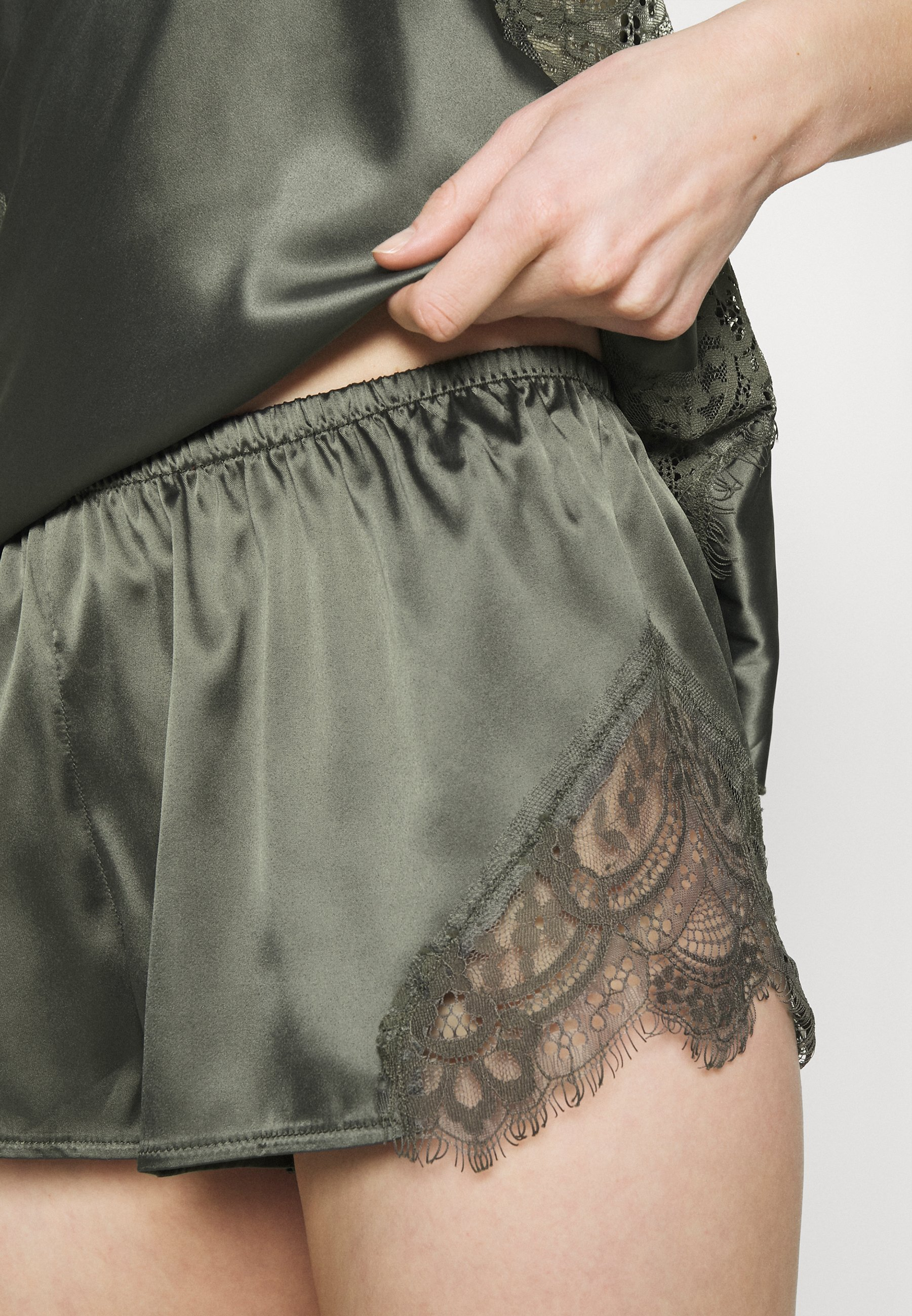 Donna TOP AND SHORTS - Pigiama