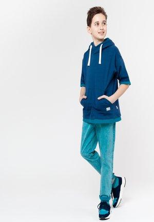 Longsleeve - blue denim