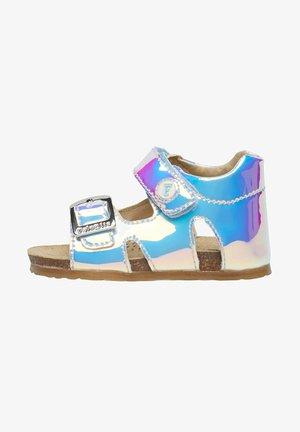 Sandales de randonnée - azurblau