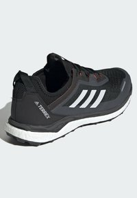 adidas Performance - TERREX AGRAVIC FLOW SCHUH - Nøytrale løpesko - black - 3