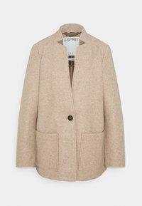 Esprit - Zimní kabát - cream/beige - 0