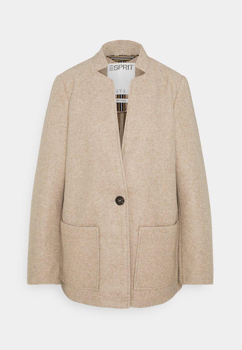 Esprit - Zimní kabát - cream/beige
