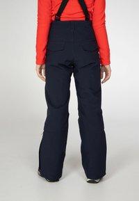 Protest - SUNNY JR  - Snow pants - space blue - 2