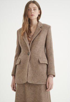 CHANNINGIW ZELLA  - Short coat - brown melange