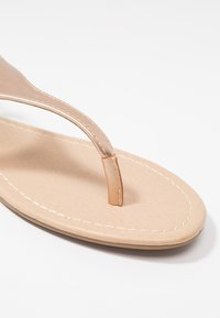 Anna Field - Flip Flops - rose gold - 2