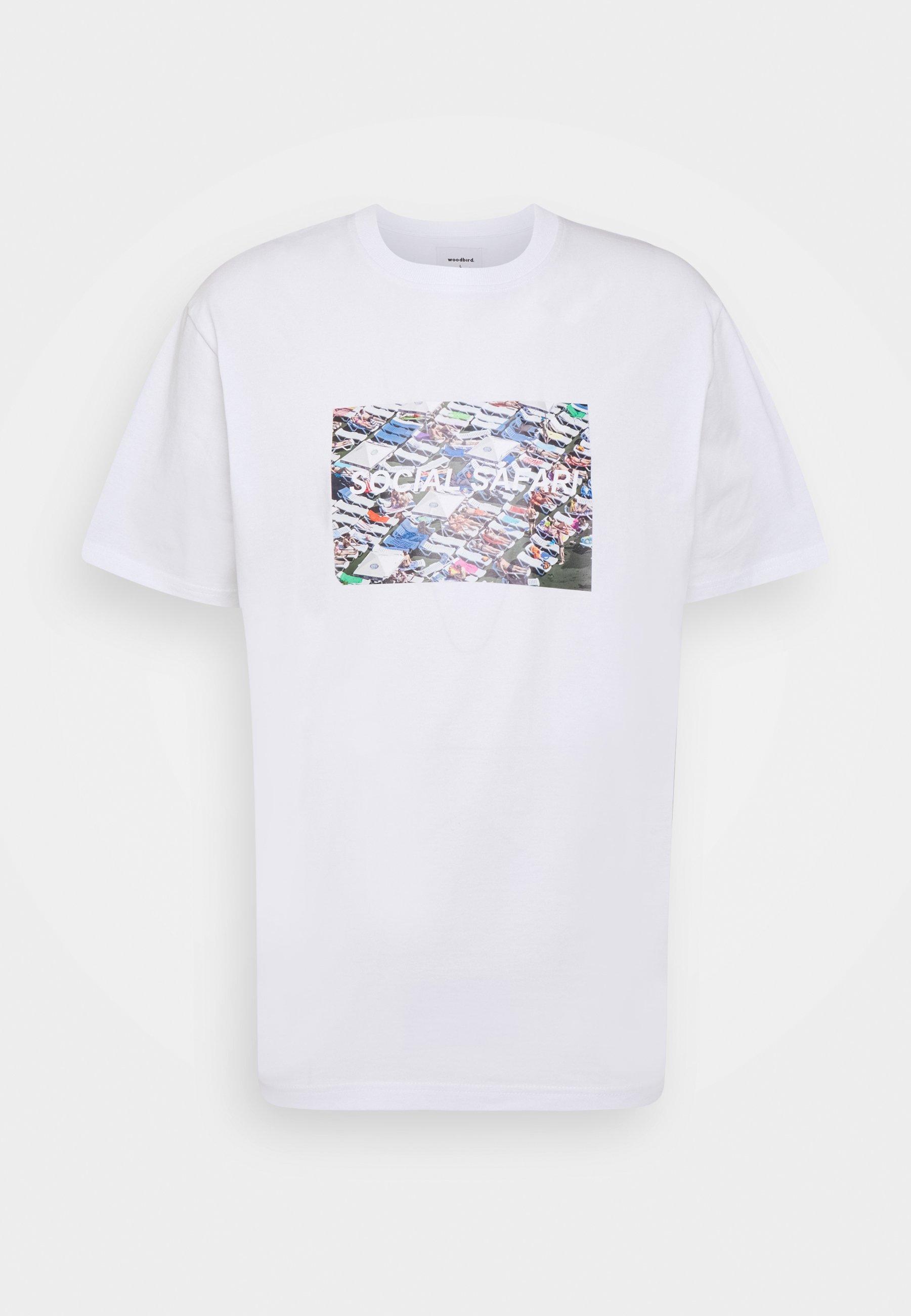 Men KLIX BED TEE - Print T-shirt