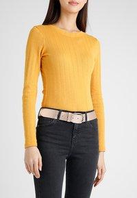 Vanzetti - Belt - rosegold - 1