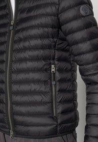 Marc O'Polo - JACKET - Light jacket - black - 4