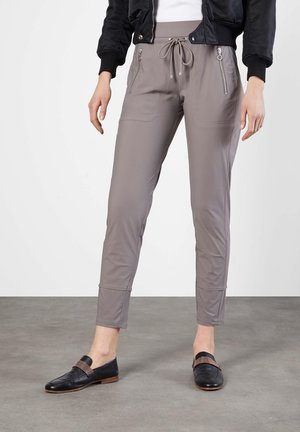 "DAMEN JOGPANTS ""EASY ACTIVE"" SLIM FIT - Tracksuit bottoms - taupe"