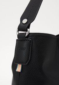 Esprit - DEBBY  - Handbag - black - 4
