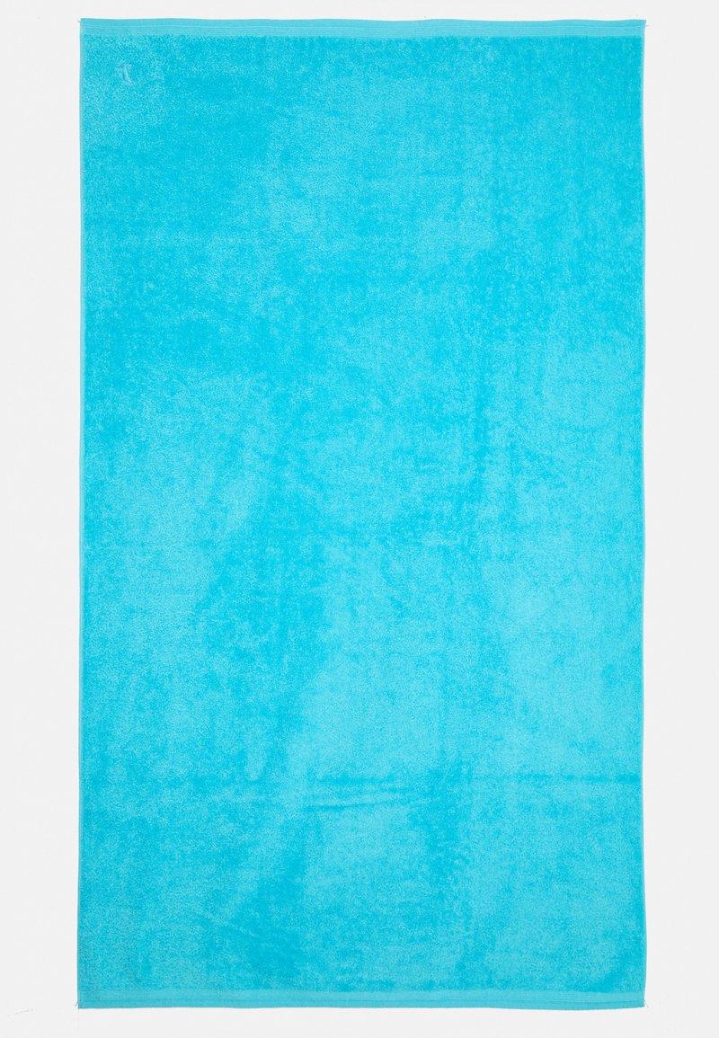 Möve - SUPERWUSCHEL UNISEX - Strandaccessoire - turquoise