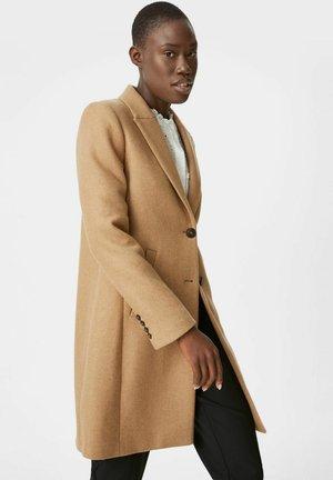 Classic coat - havanna