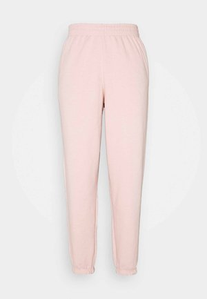 CUFFED - Pantalon de survêtement - pale pink
