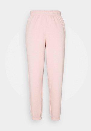 CUFFED - Teplákové kalhoty - pale pink
