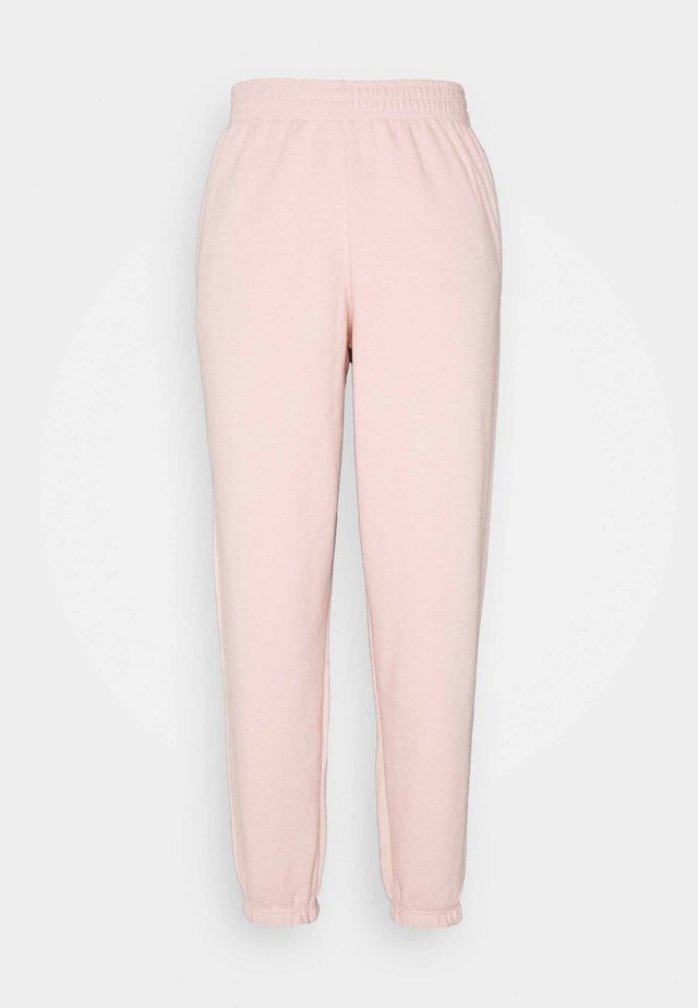 CUFFED - Trainingsbroek - pale pink
