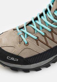 CMP - RIGEL MID TREKKING SHOE WP - Outdoorschoenen - corda/lemon - 5