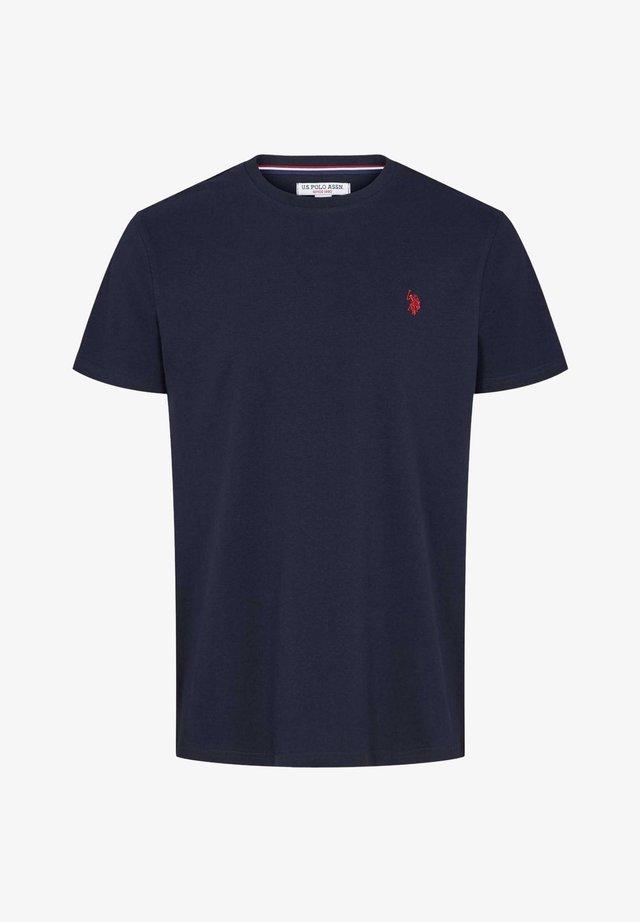T-shirts - dark sapphire