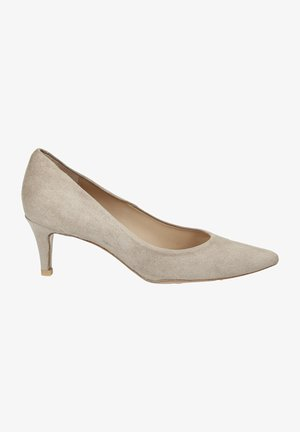 Classic heels - grau